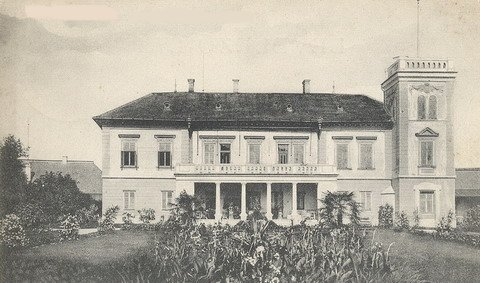 Fișier:Banffy castle in Borsa Cluj, 19 cent.jpg - Wikipedia
