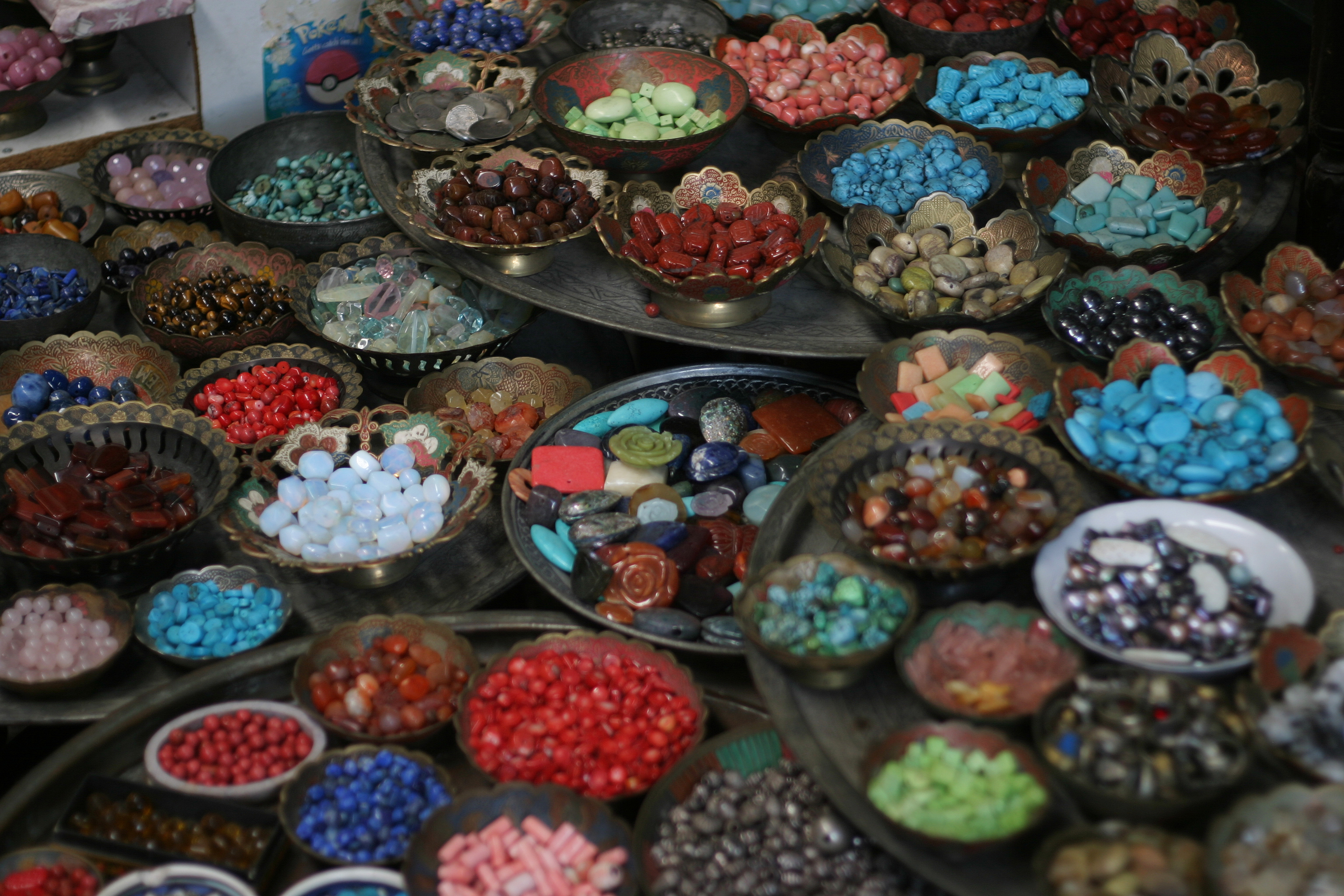 Description beads for sale