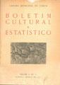Boletim cultural e estatístico, N.º 1, Janeiro a Março de 1937, capa.jpg