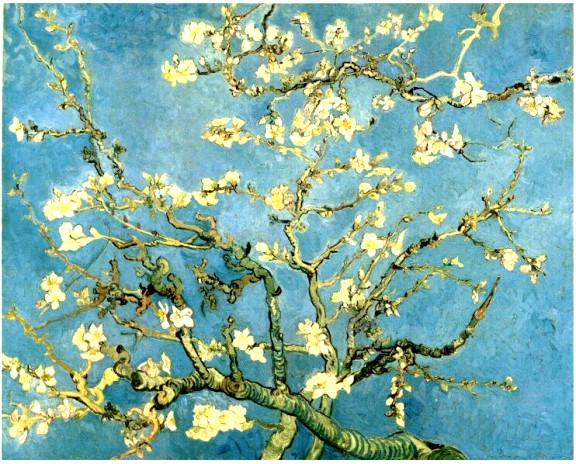 Amandier en Fleur - Van Gogh