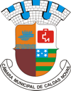 Coat of arms of Caldas Novas