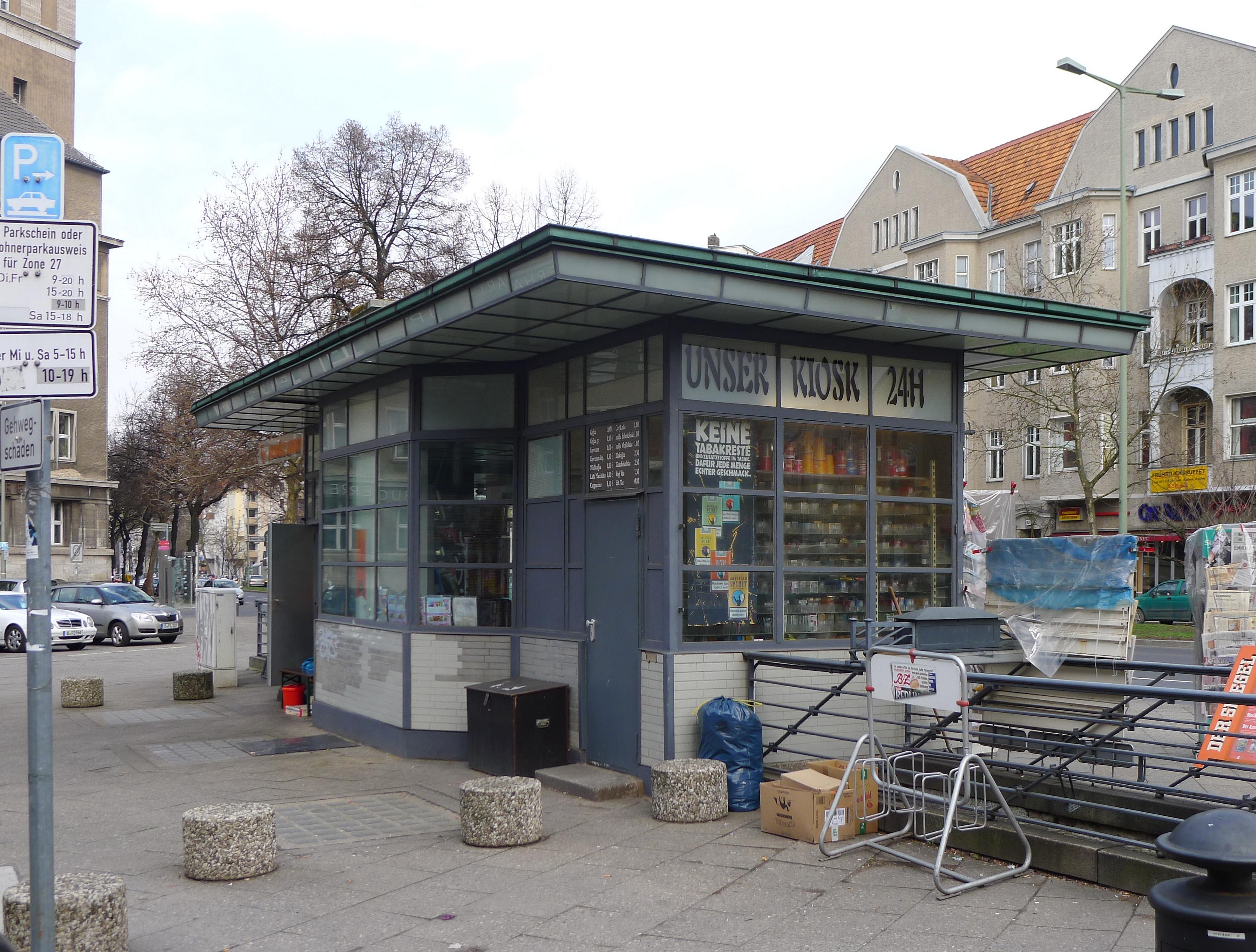 breslauer platz berlin