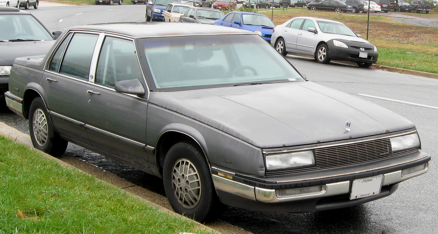 1987 buick century for sale