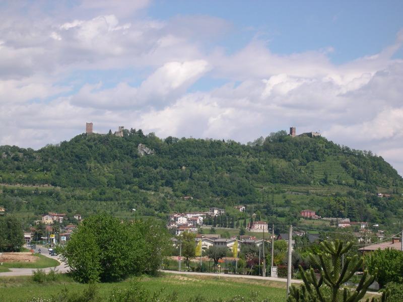 Municípios perto de Verona