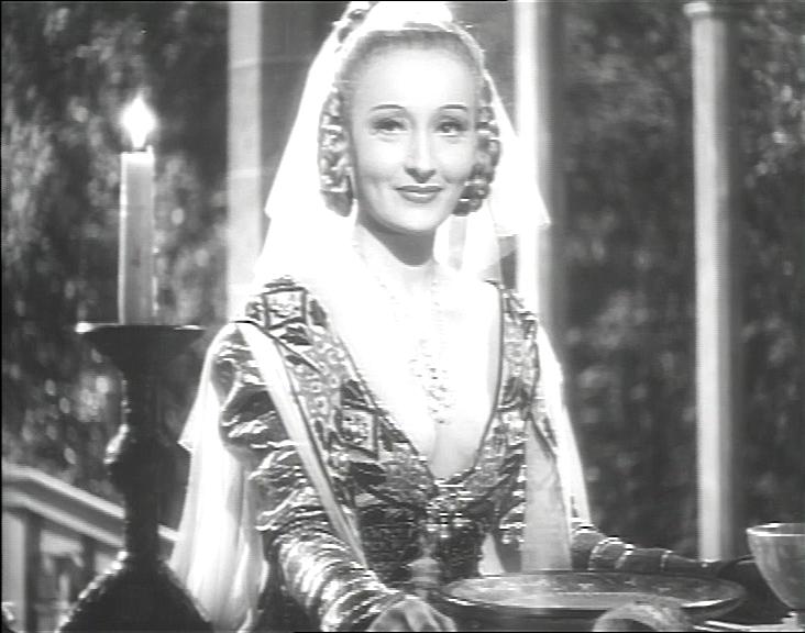 Calamai in ''[[The Jester's Supper (film)|The Jester's Supper]]'' (1942)