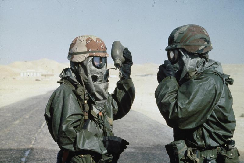 Chemical, Biological, Radiological and Nuclear (CBRN) Security