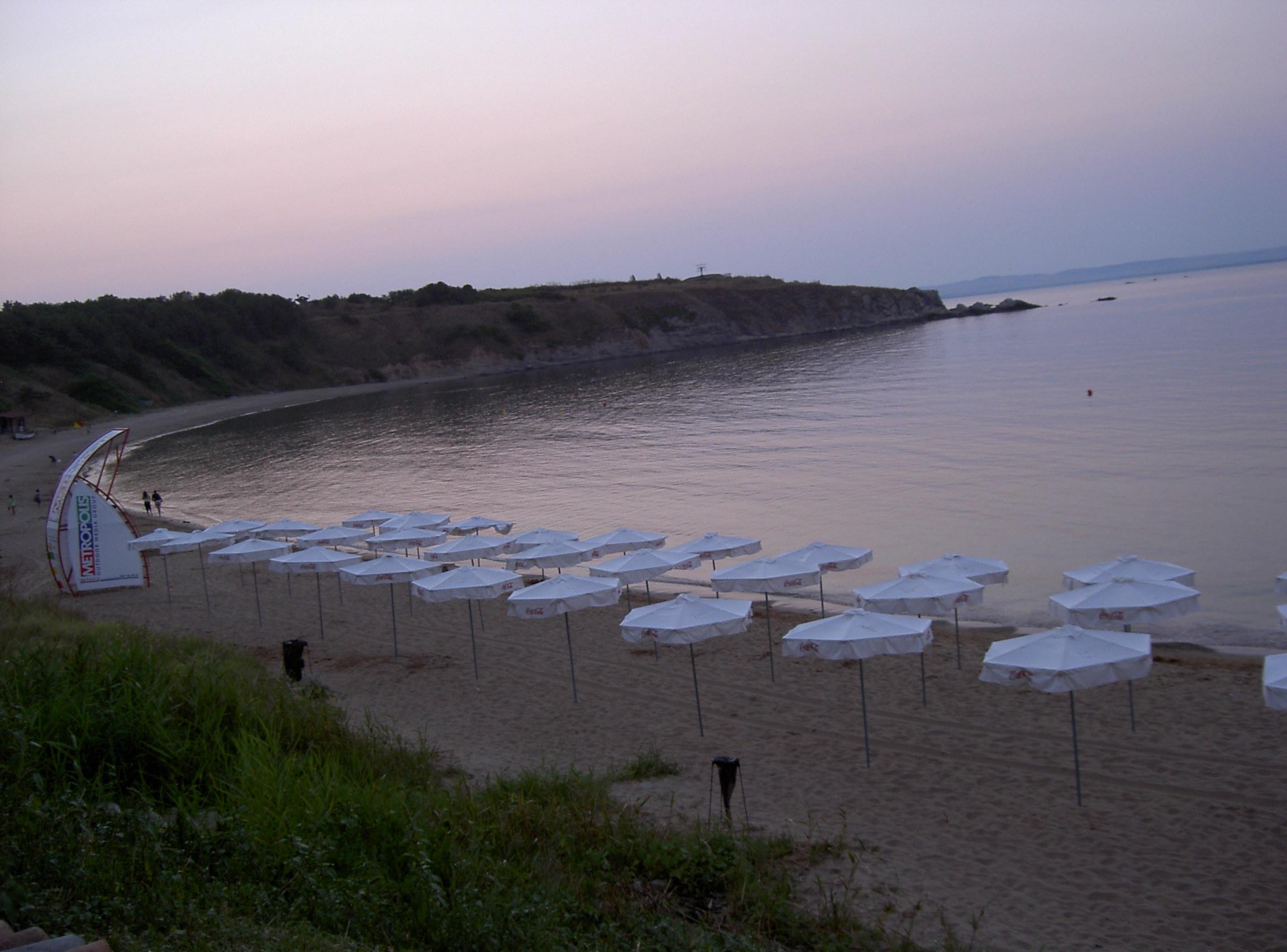 Chernomorets Bulgaria  city photos : Chernomorets Beach Wikimedia Commons