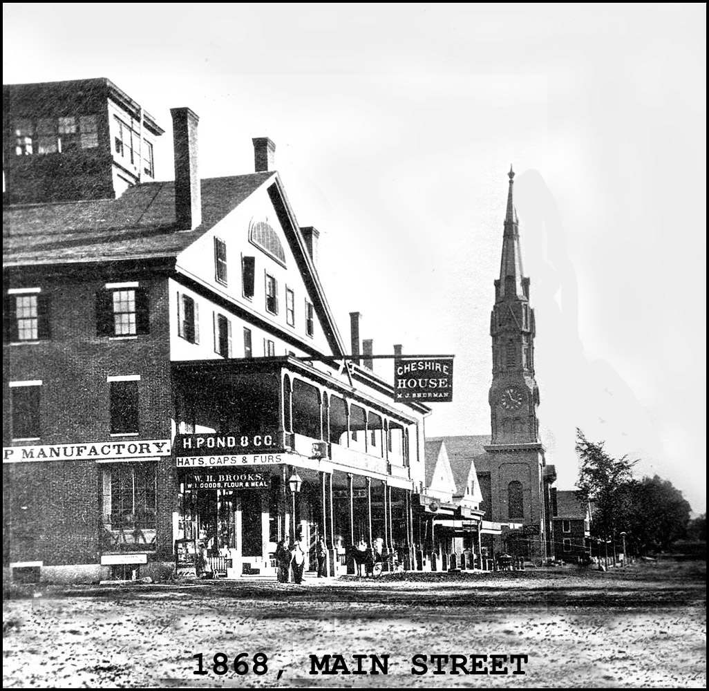 File cheshire house main street keene nh in the 1860s for Chesire house