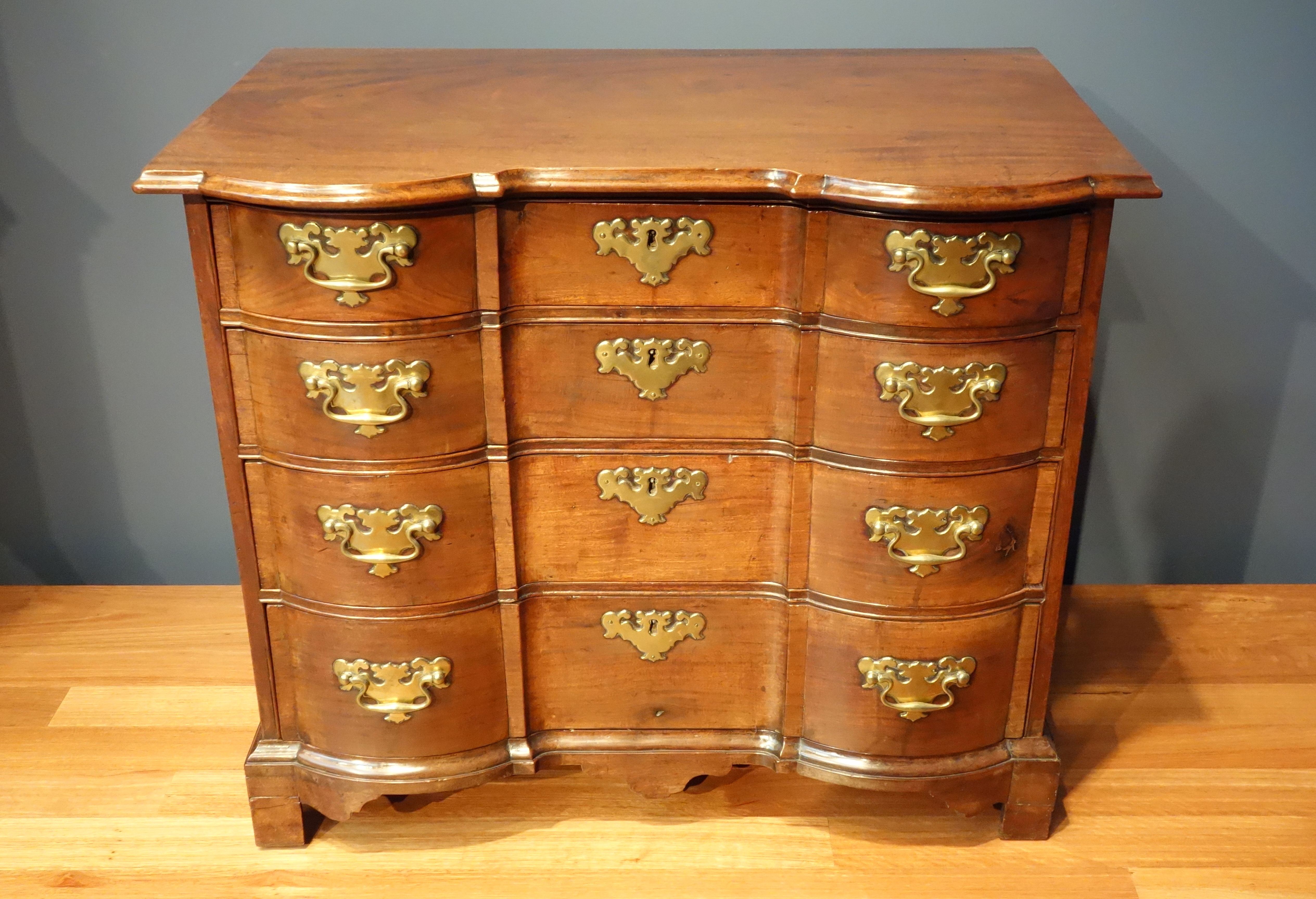 Filechest Of Drawers Maker Unknown Boston Massachusetts C