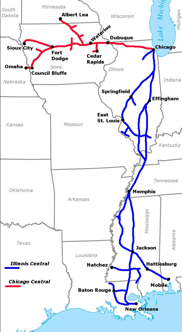 Illinois Route  Exits Into Villa Park