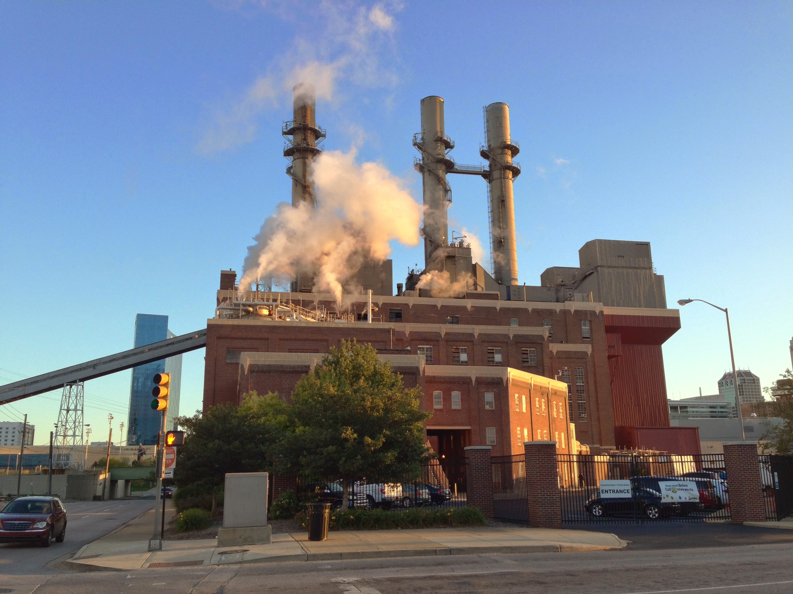 Citizens Energy Group Perry K. Generating Station 2014
