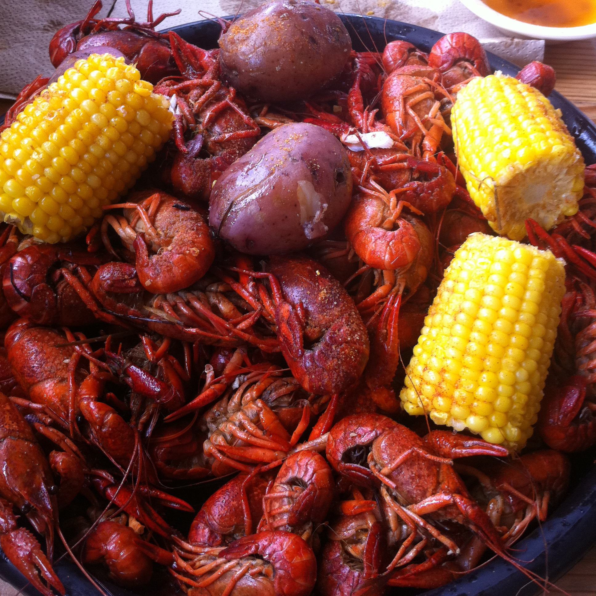 Image result for crawfish boil