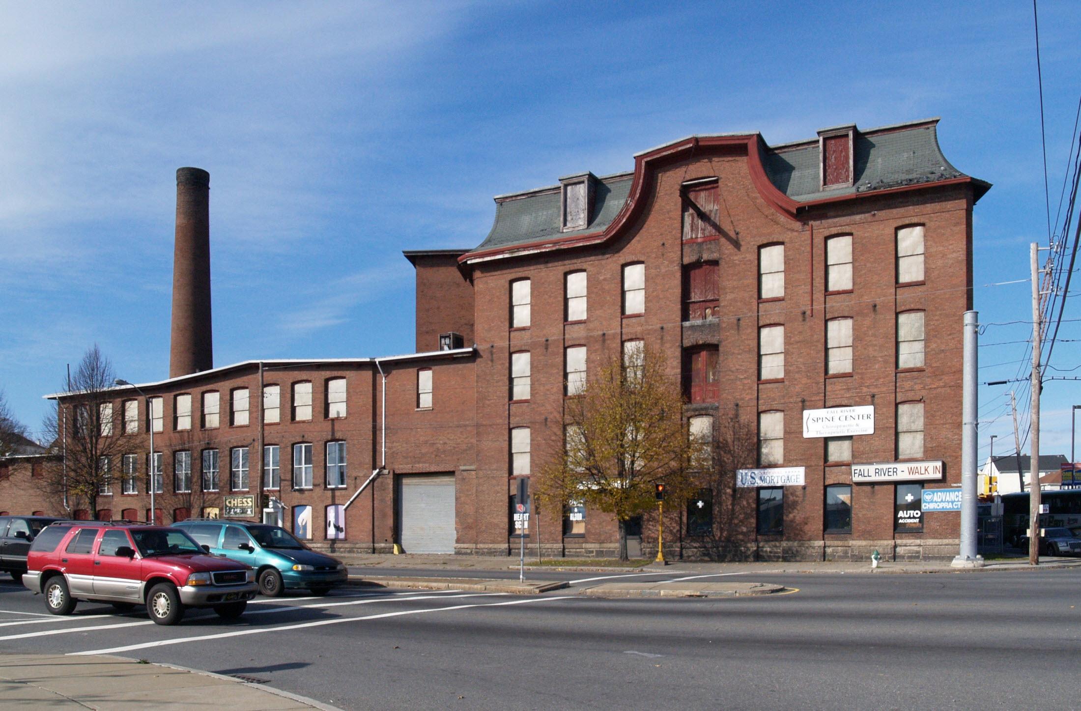 List of mills in Fall River, Massachusetts - Wikiwand