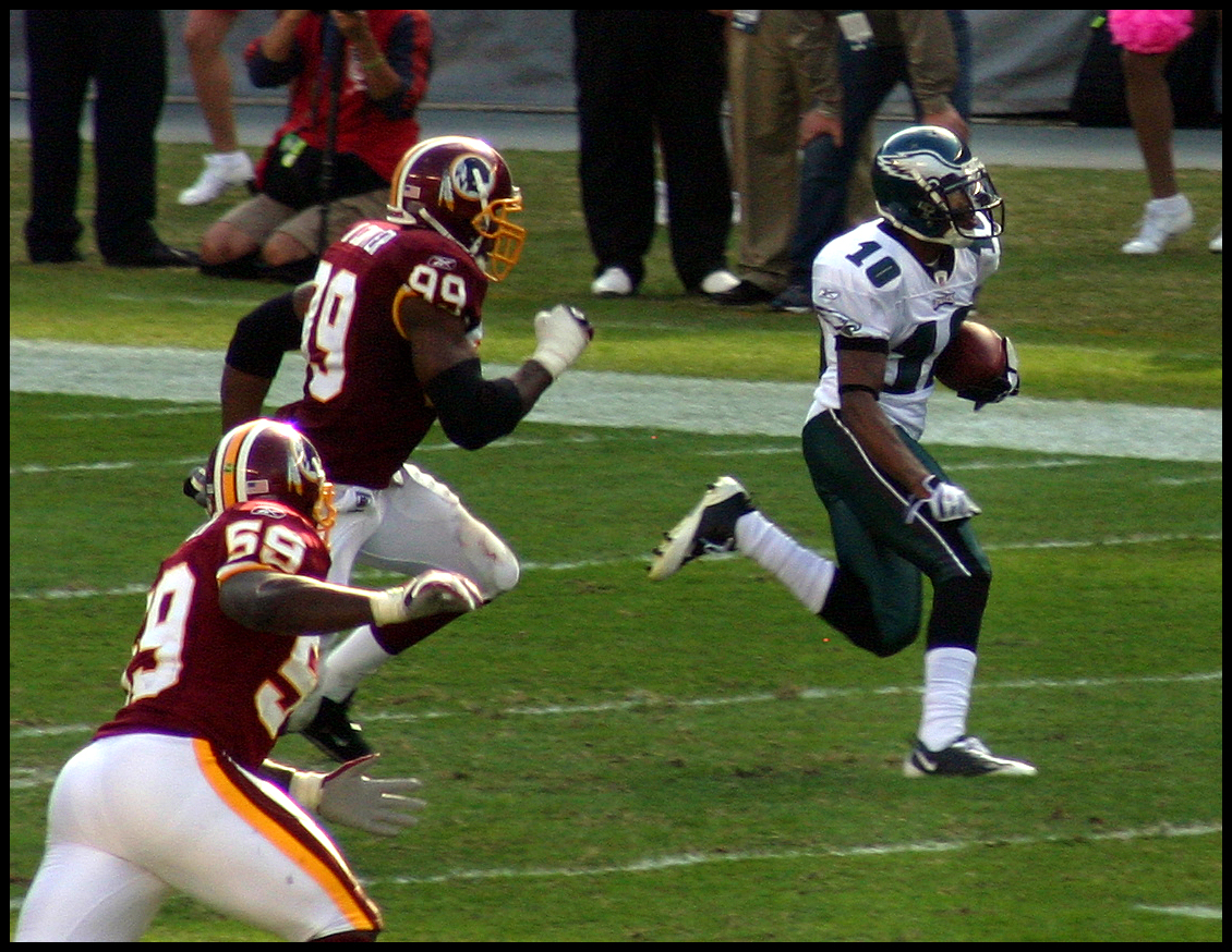 Nike NFL Jerseys - DeSean Jackson - Wikipedia, the free encyclopedia