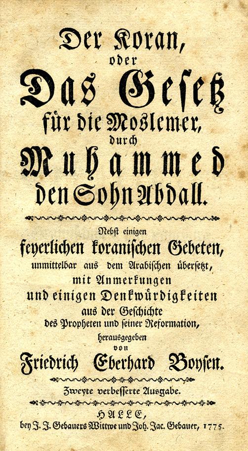Translate dating to german