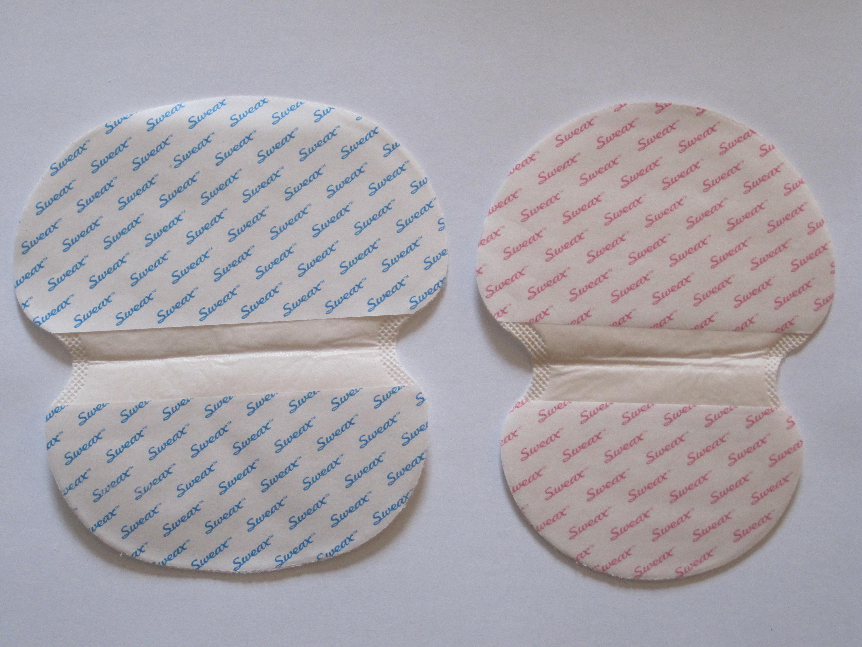Прокладки для подмышек от пота: как приклеить вкладыши 48