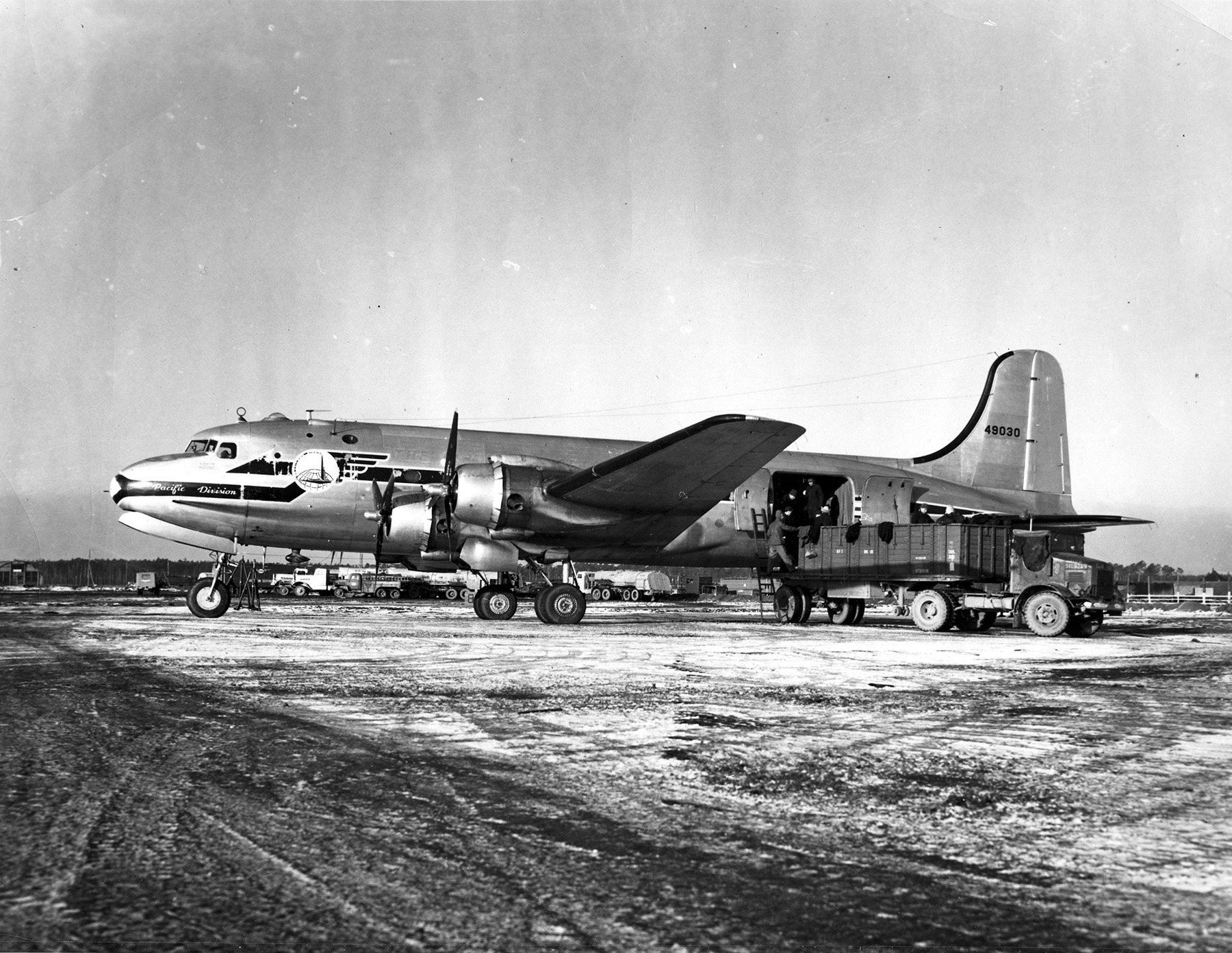 berlin airlift On this day in 1948 us and british pilots begin delivering food and supplies by  airplane to berlin after the city was isolated by a soviet union blockade.