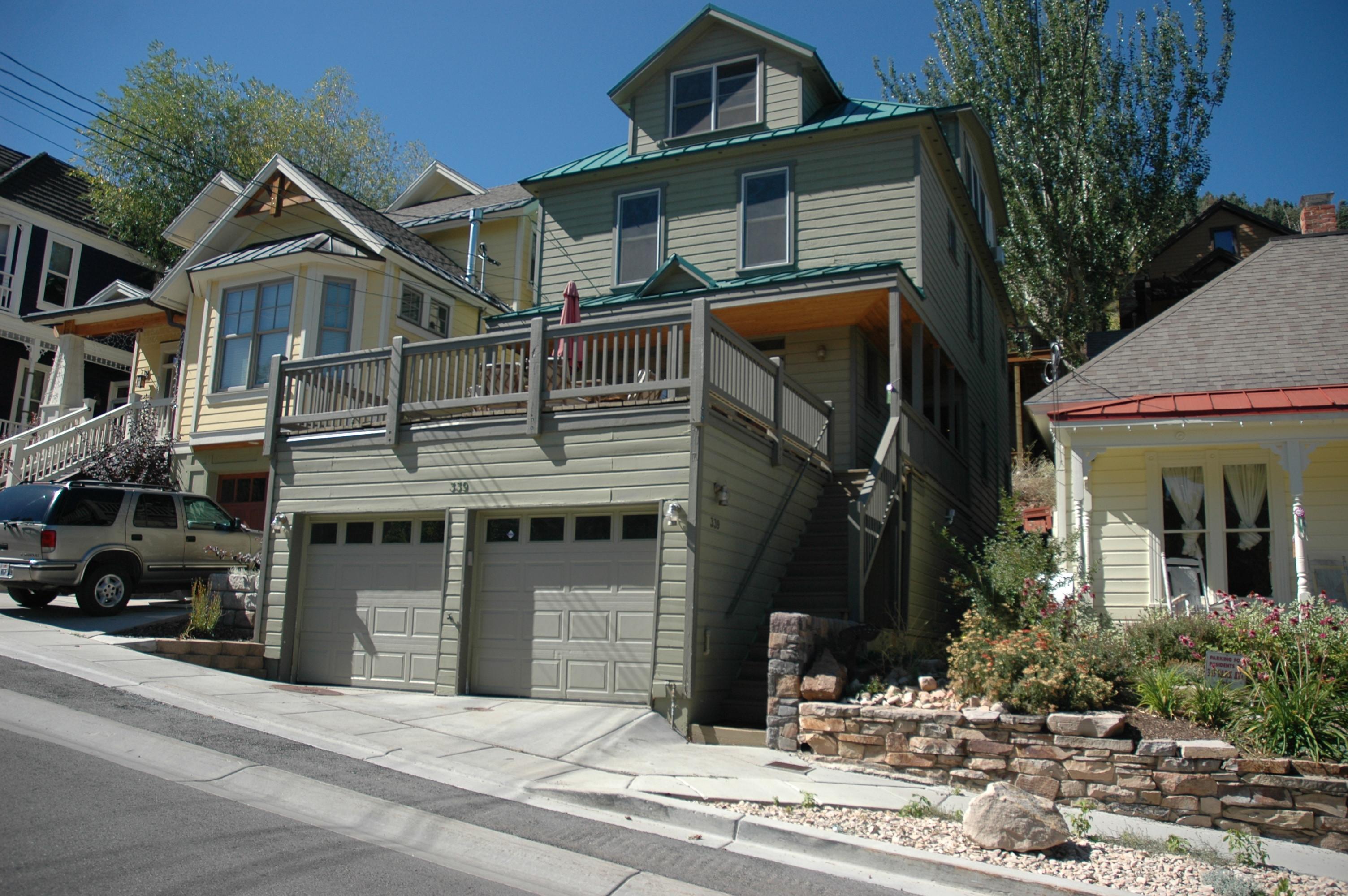 File doyle house park city wikimedia commons for Utah house
