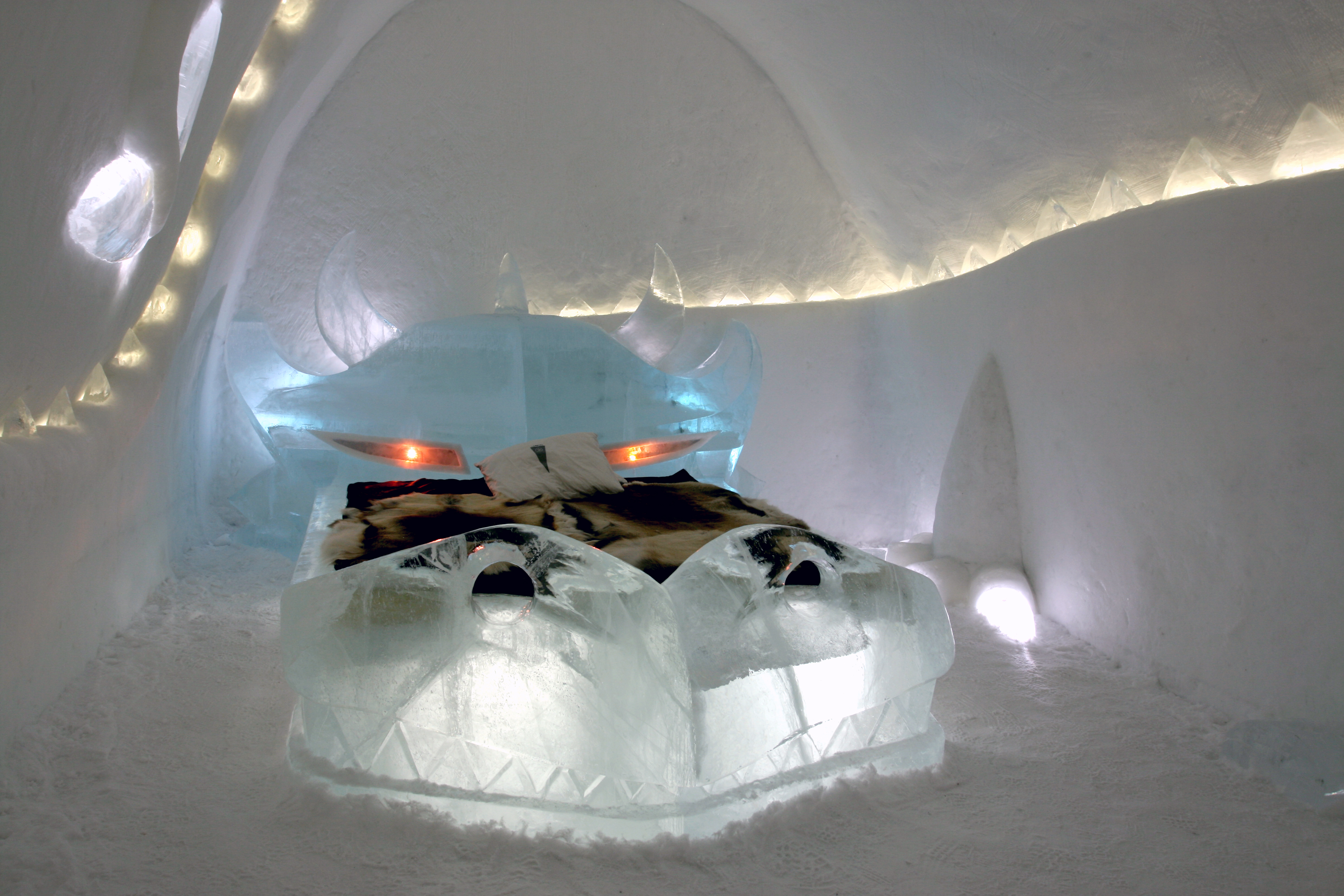 icehotel jukkasj rvi wikiwand. Black Bedroom Furniture Sets. Home Design Ideas