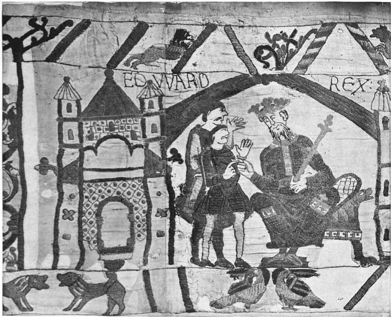 EB1911 Embroidery - Fig. 7.—Portion of the BAYEUX TAPESTRY.jpg