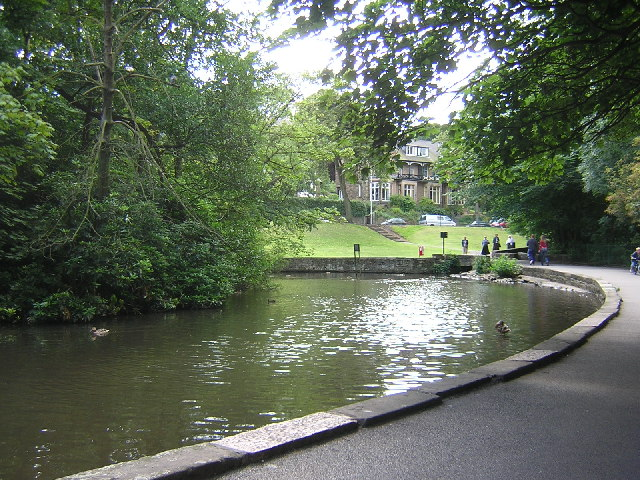 Endcliffe Park, Sheffield - geograph.org.uk - 41661