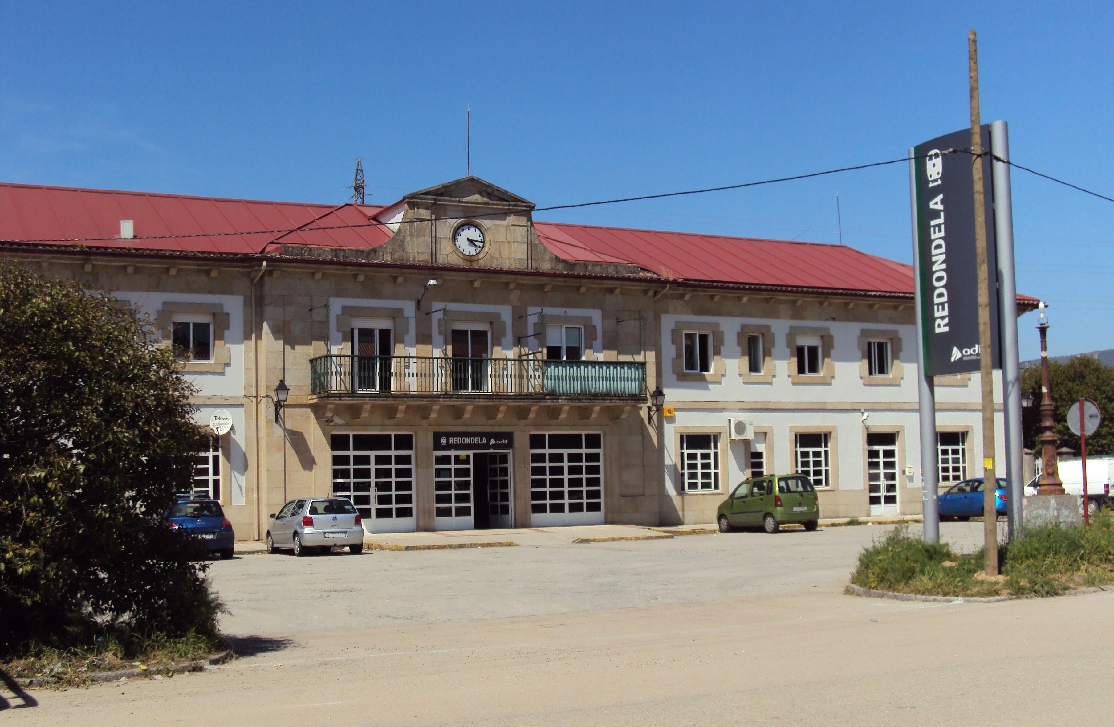 Estación de Redondela