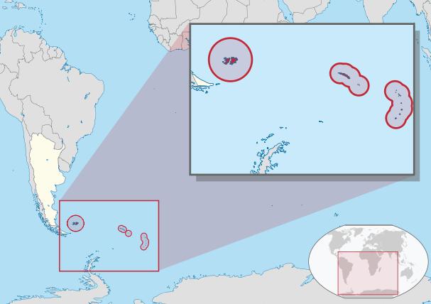 Resultado de imagen para Malvinas, Islas del Atlantico Sur y Mar Argentino