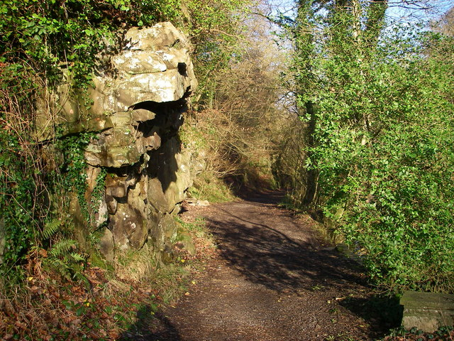 Farewell Rock - geograph.org.uk - 685206