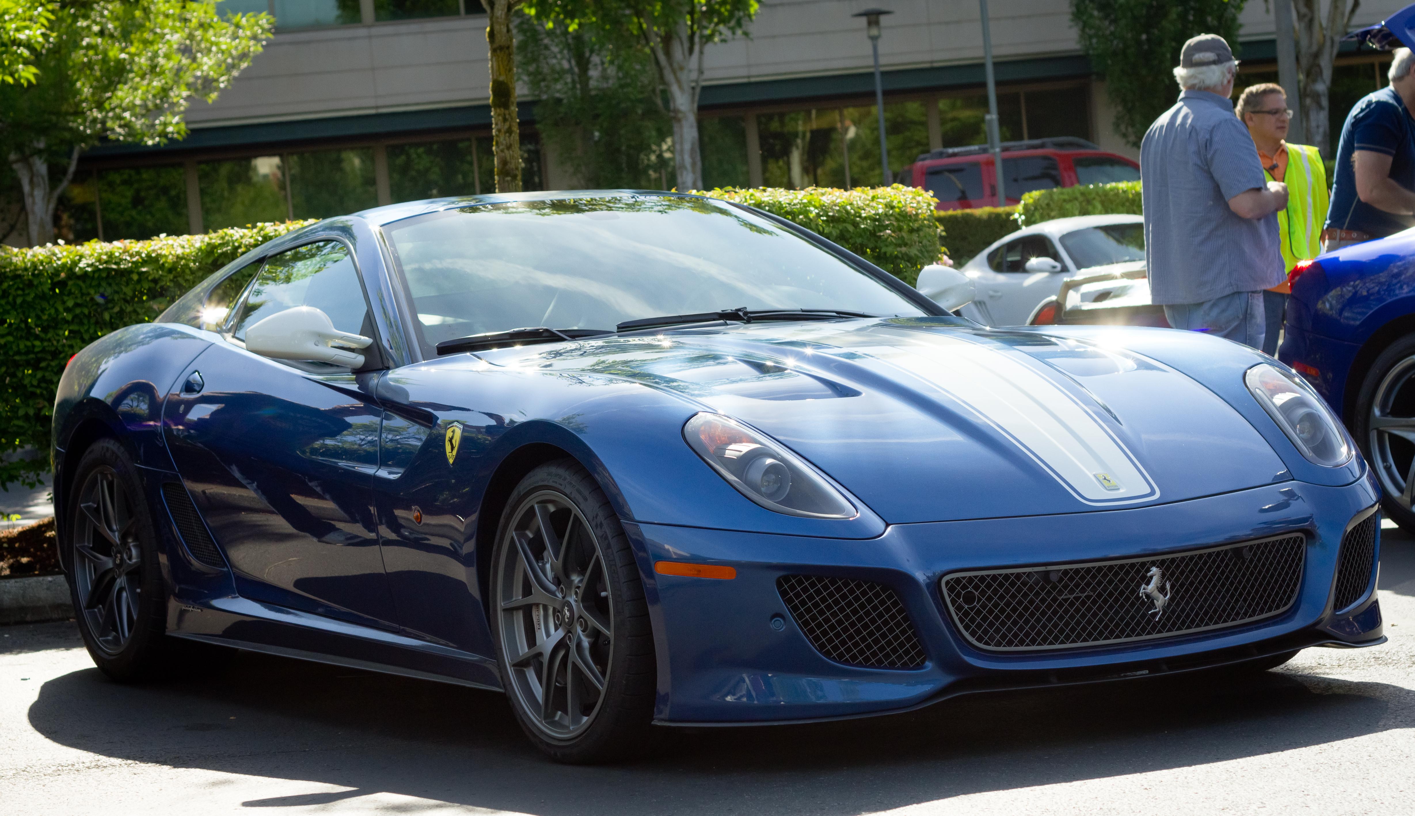 Used Ferrari 599 GTO 6