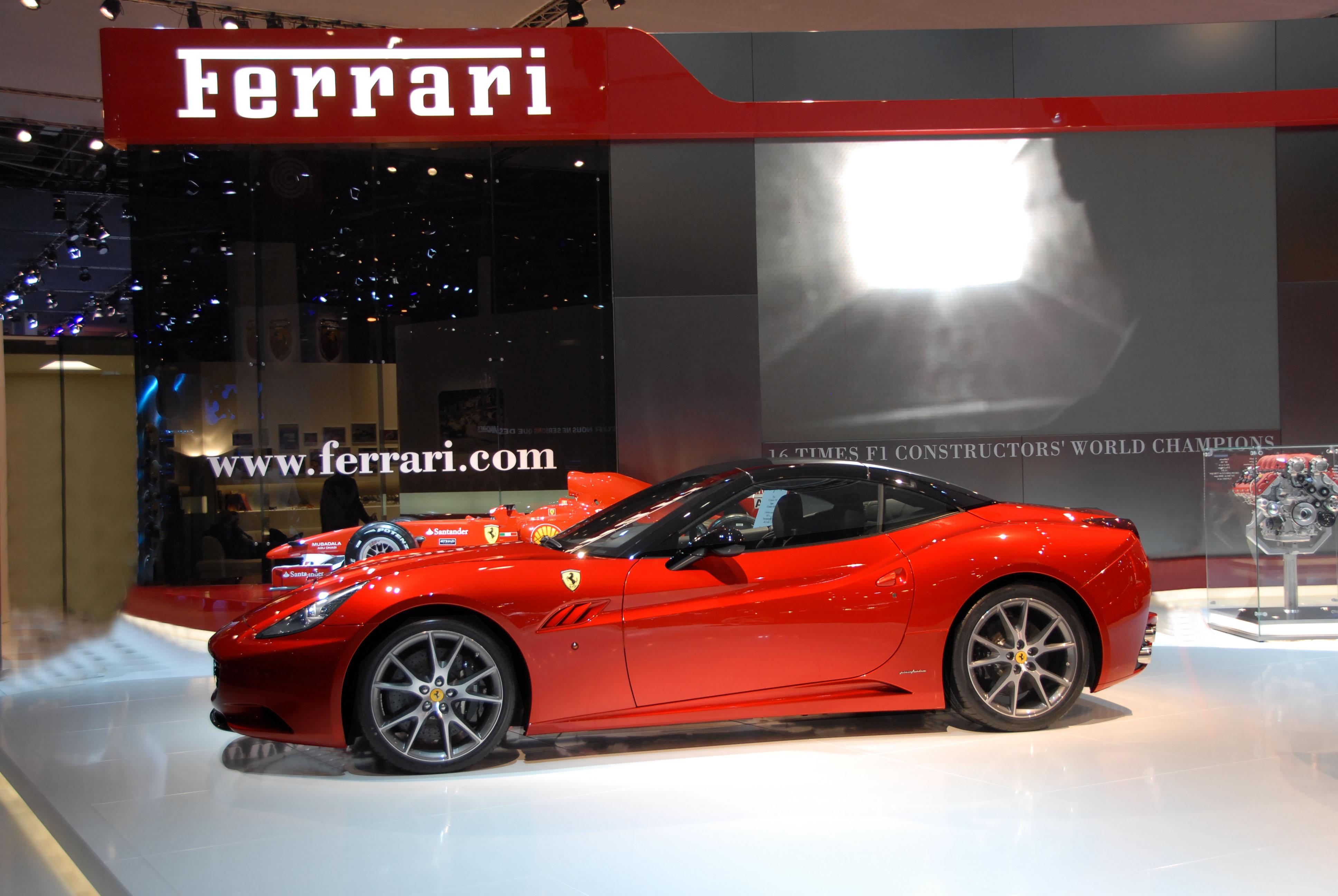 Ferrari California 5