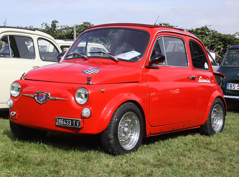 File Fiat 500 Giannini 15270922110 Jpg Wikimedia Commons