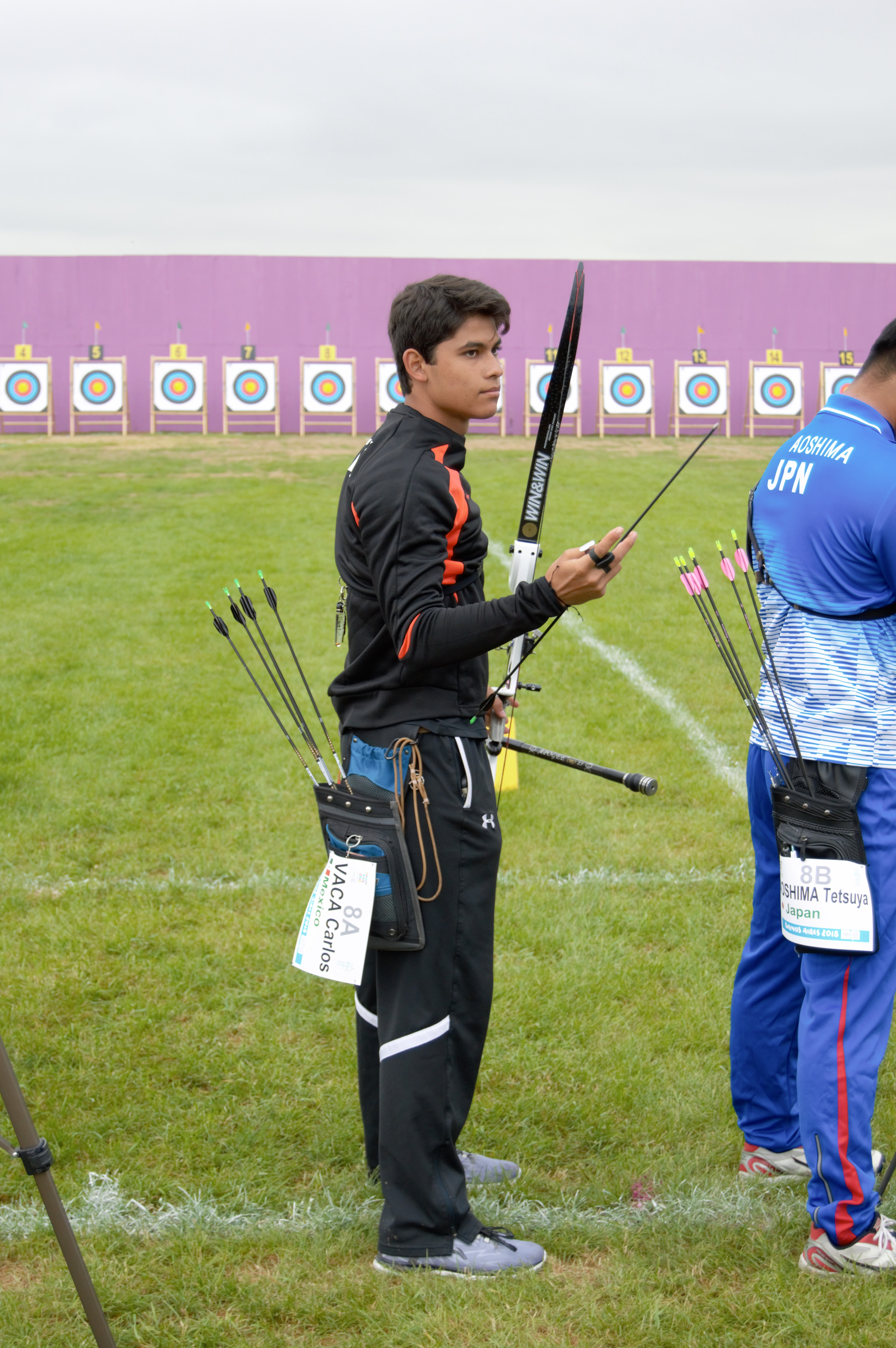 File:First day of Archery 2018 YOG (101) jpg - Wikimedia Commons
