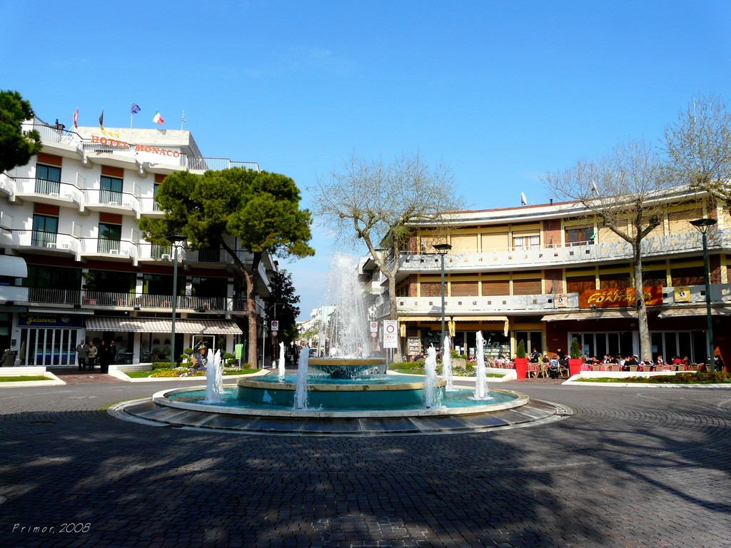 Lignano Sabbiadoro Hotel Con Piscina