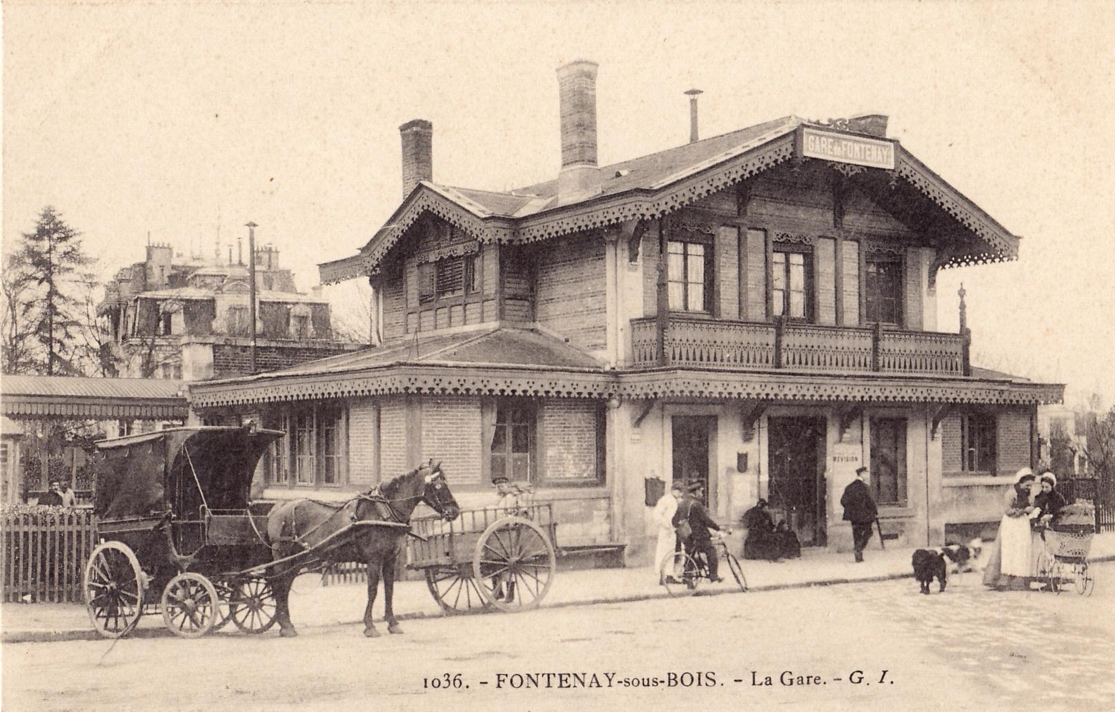 Ostéopathe Fontenay Sous Bois - Gare Rer Fontenay Sous Bois u2013 Myqto com