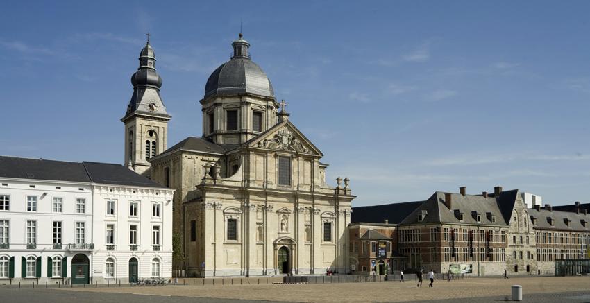 Gent Sint Pietersabdij File:gent Sint-pieterskerk-pm
