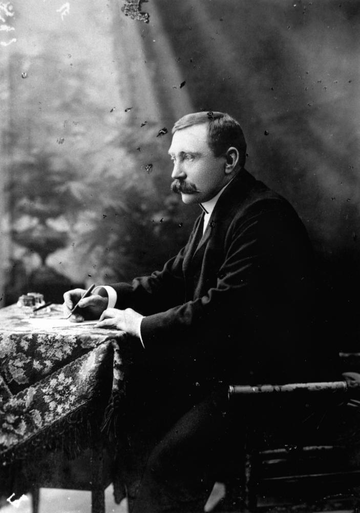 George Essex Evans