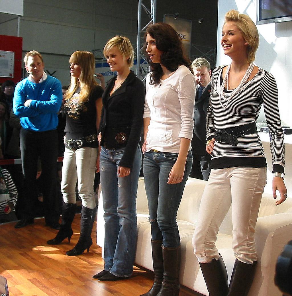 Germanys Next Topmodel Sabine