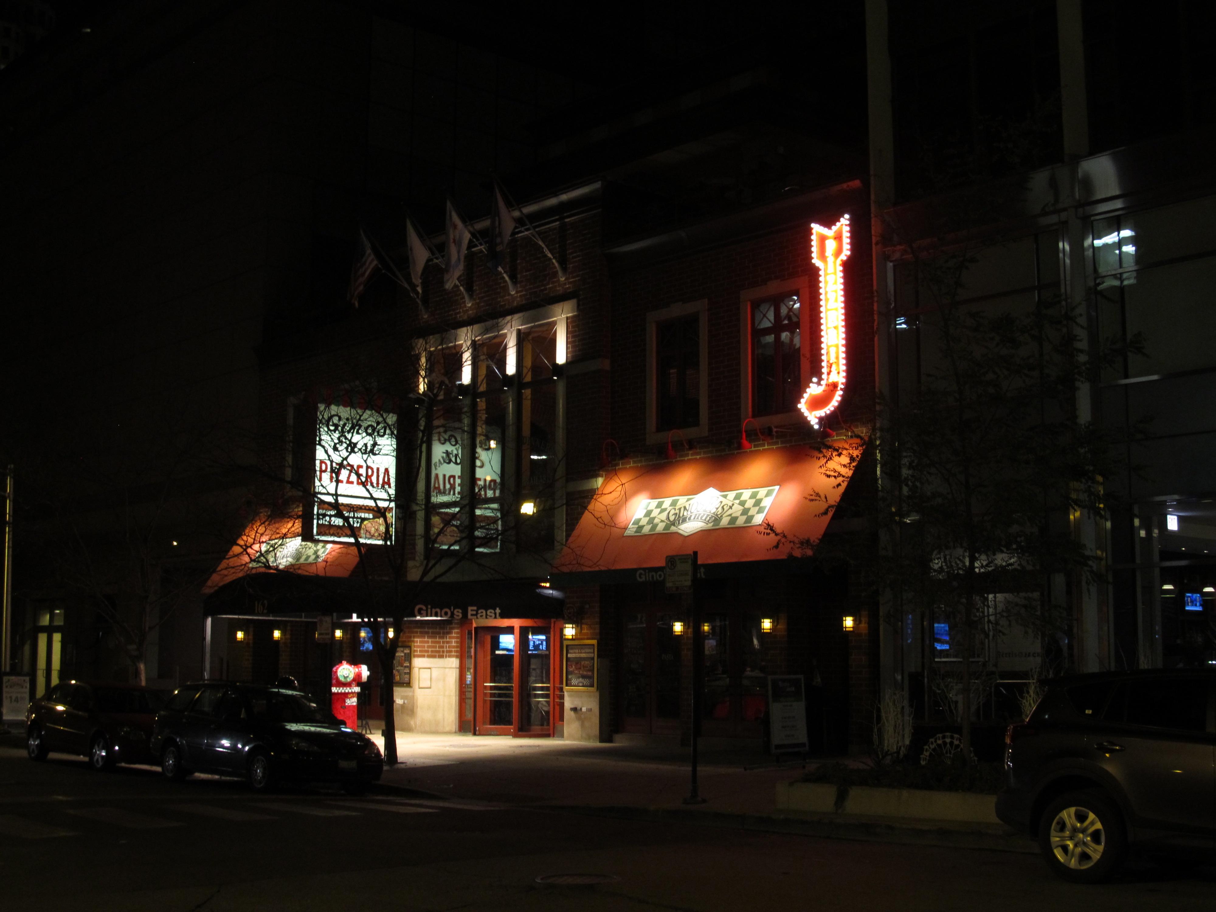 Gino S Restaurant Bar Tampa Fl