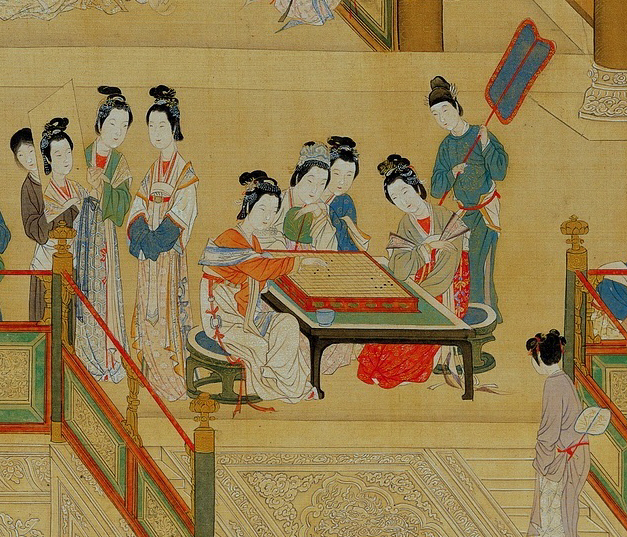 File go ming wikimedia commons for Dynasty mural works