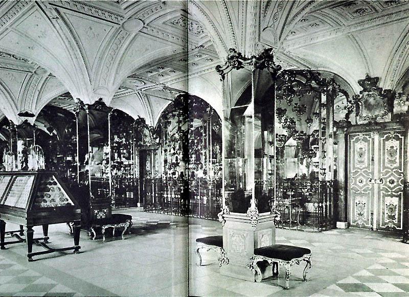 Grünes Gewölbe Dresden historisch