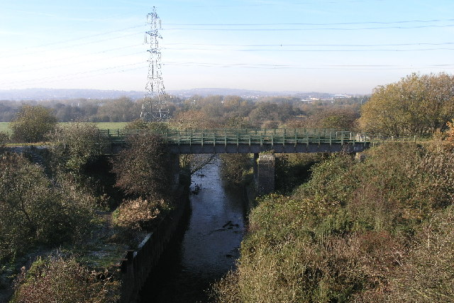 Great Central Railway Bridge Over River Rother - geograph.org.uk - 110314
