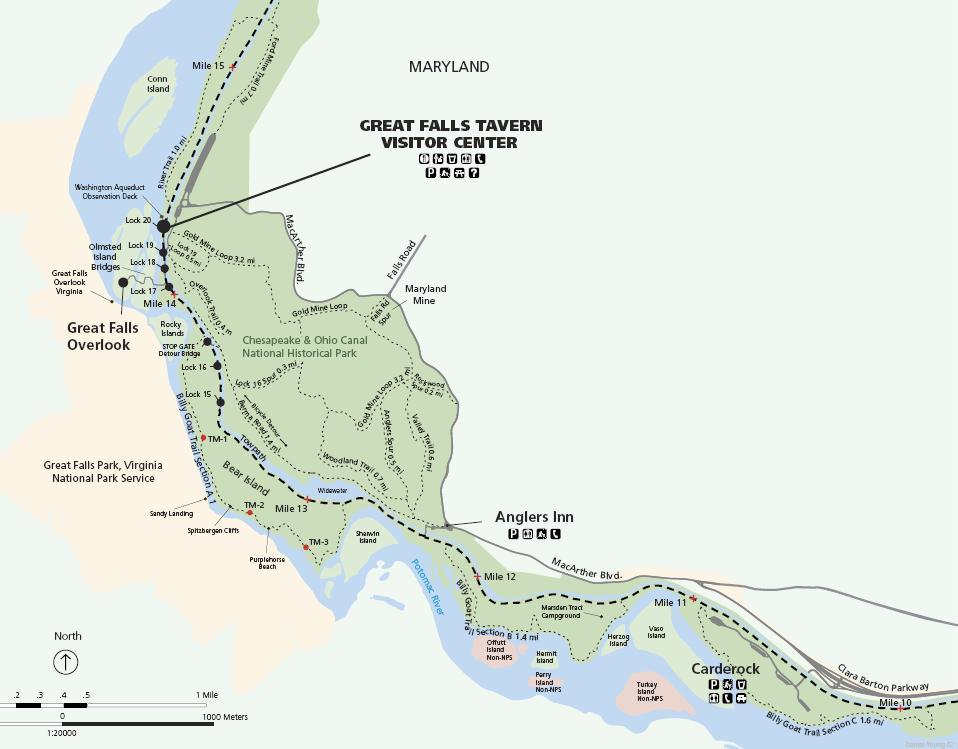 FileGreat Falls trails mapjpg Wikimedia Commons