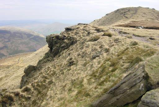 Grindslow Knoll, Peak District - geograph.org.uk - 2368