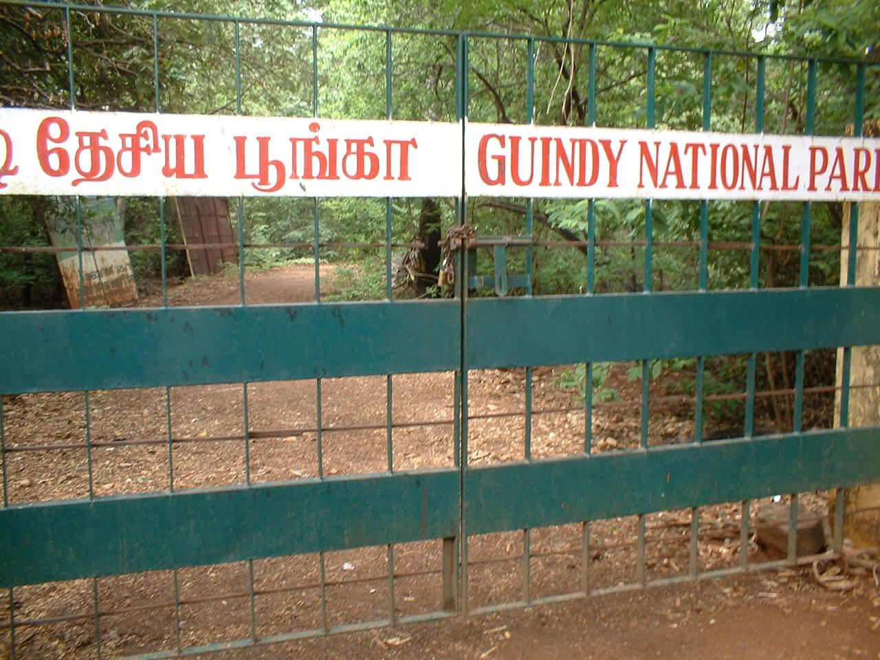 Guindyn kansallispuisto