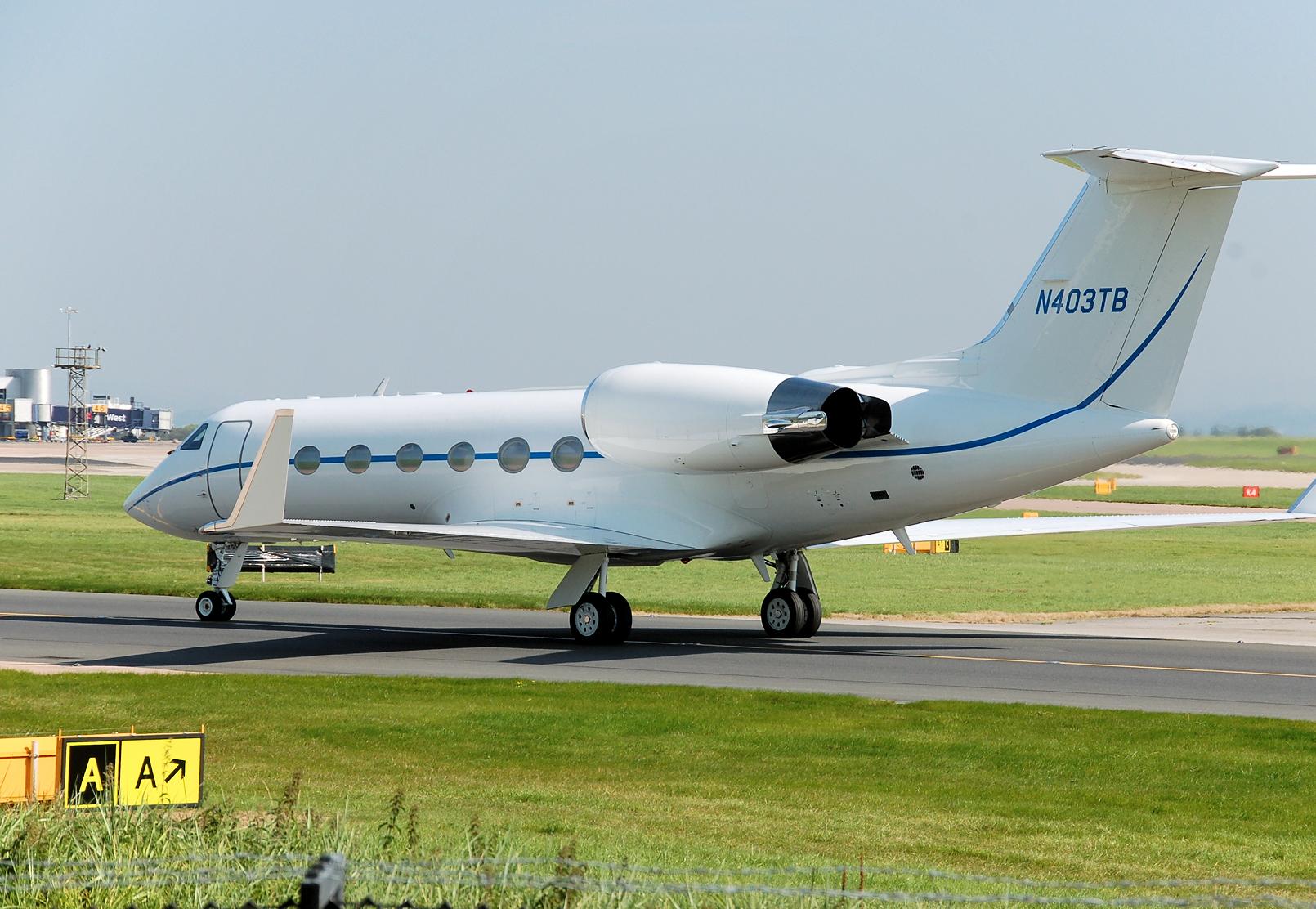 Gulfstream G4
