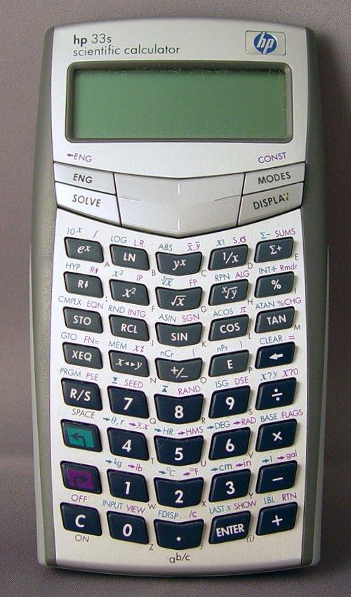 Hp 33s Wikipedia