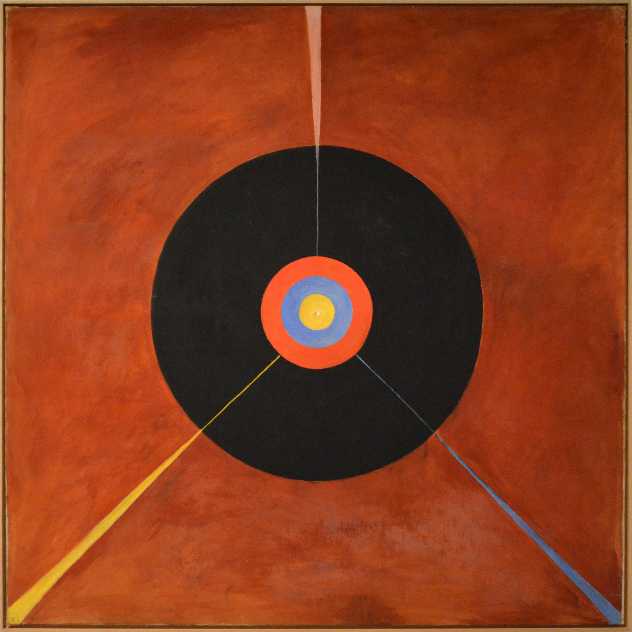 File Hilma Af Klint 1915 The Swan No 18 Jpg