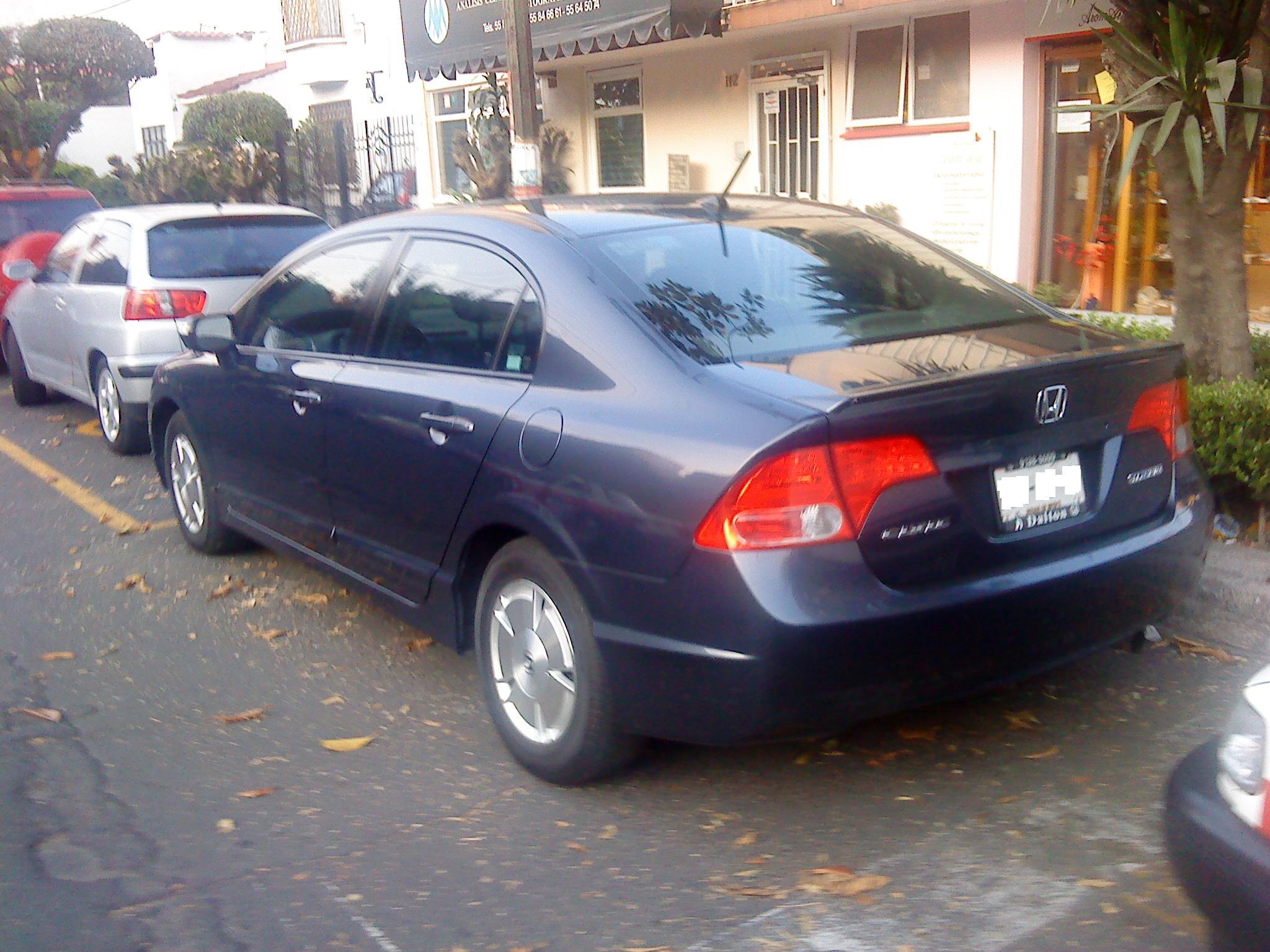 File:Honda Civic Hybrid 2007 3.JPG