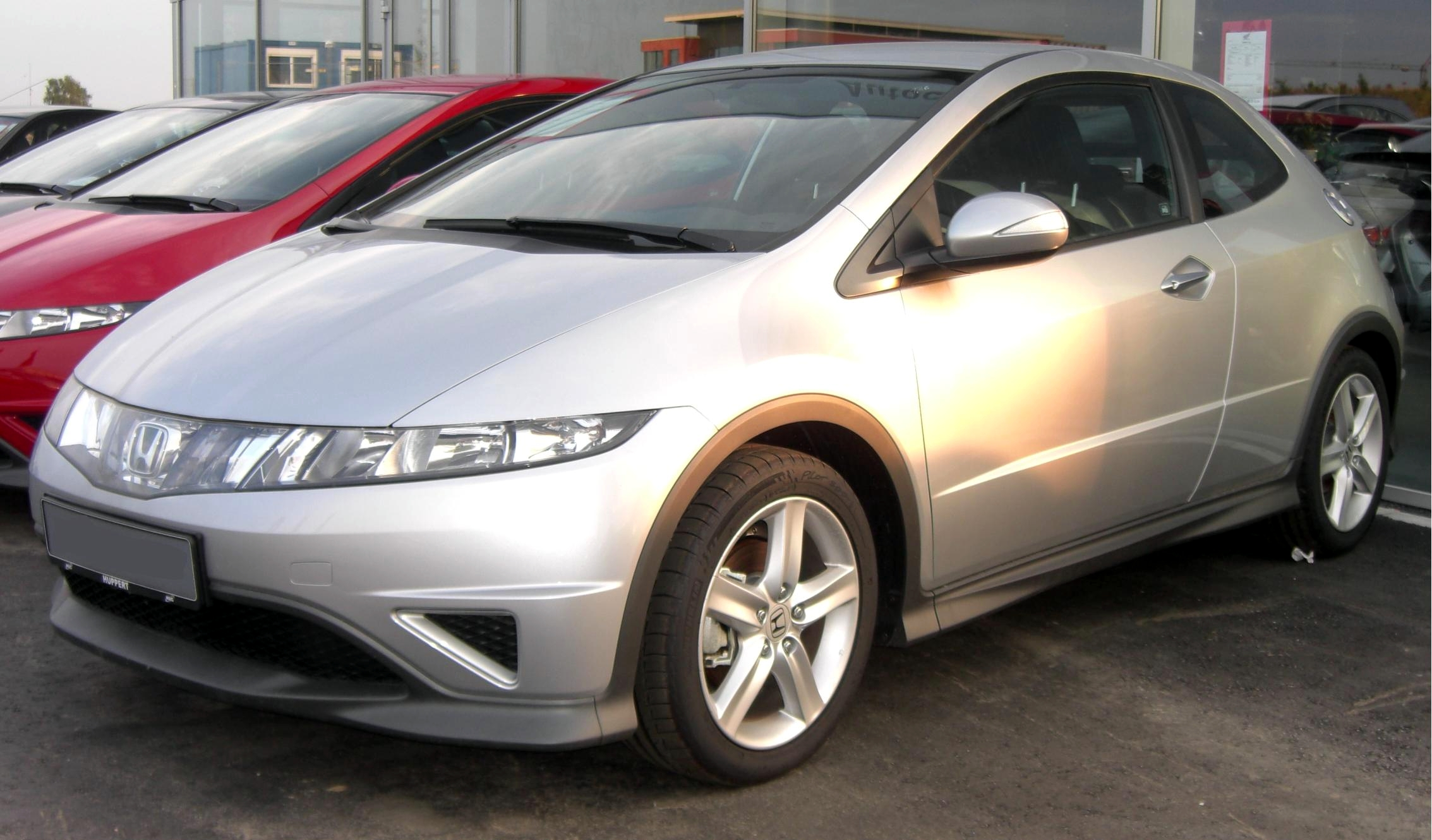 honda civic type s - photo #47