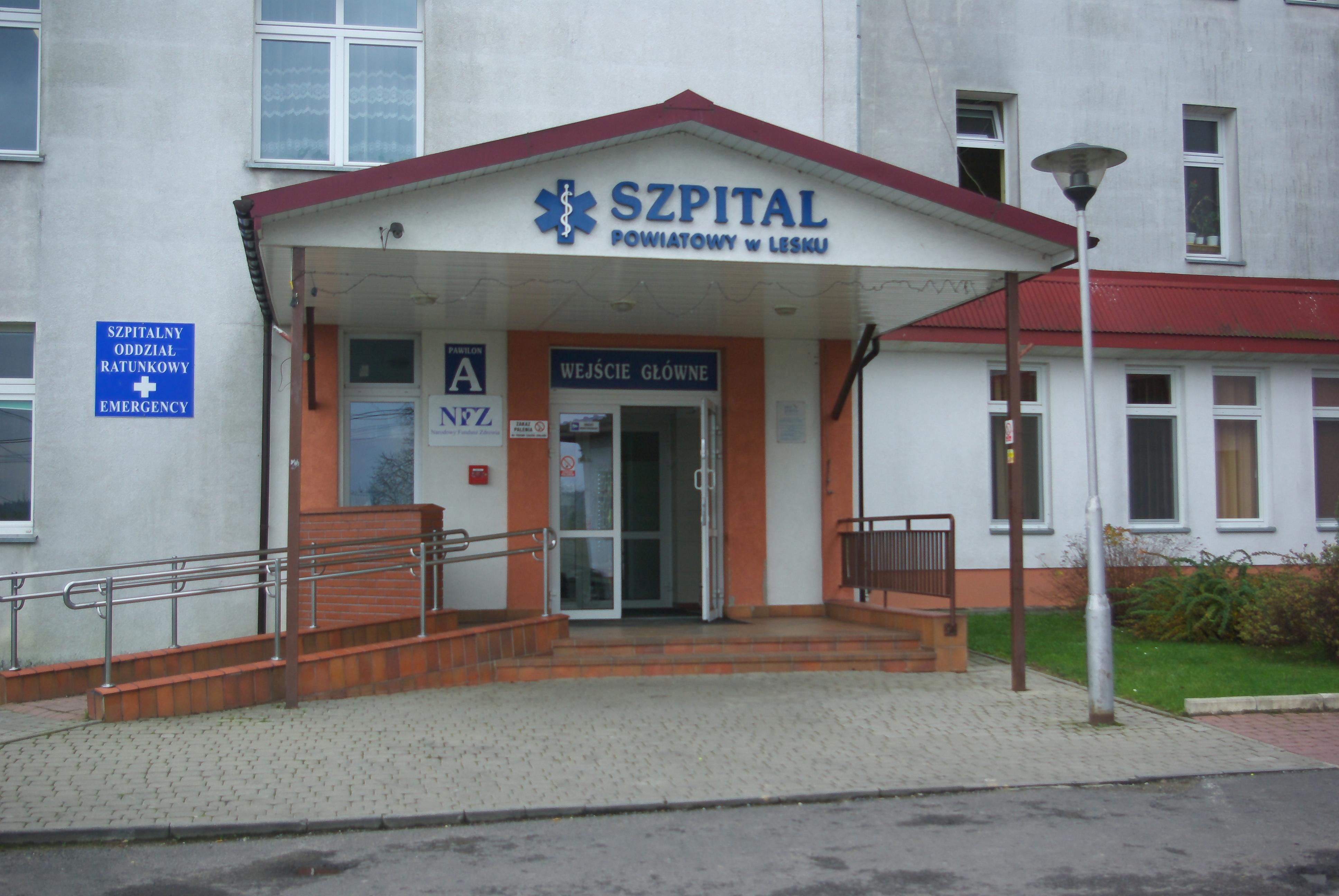 Szpital Powiatowy w Lesku